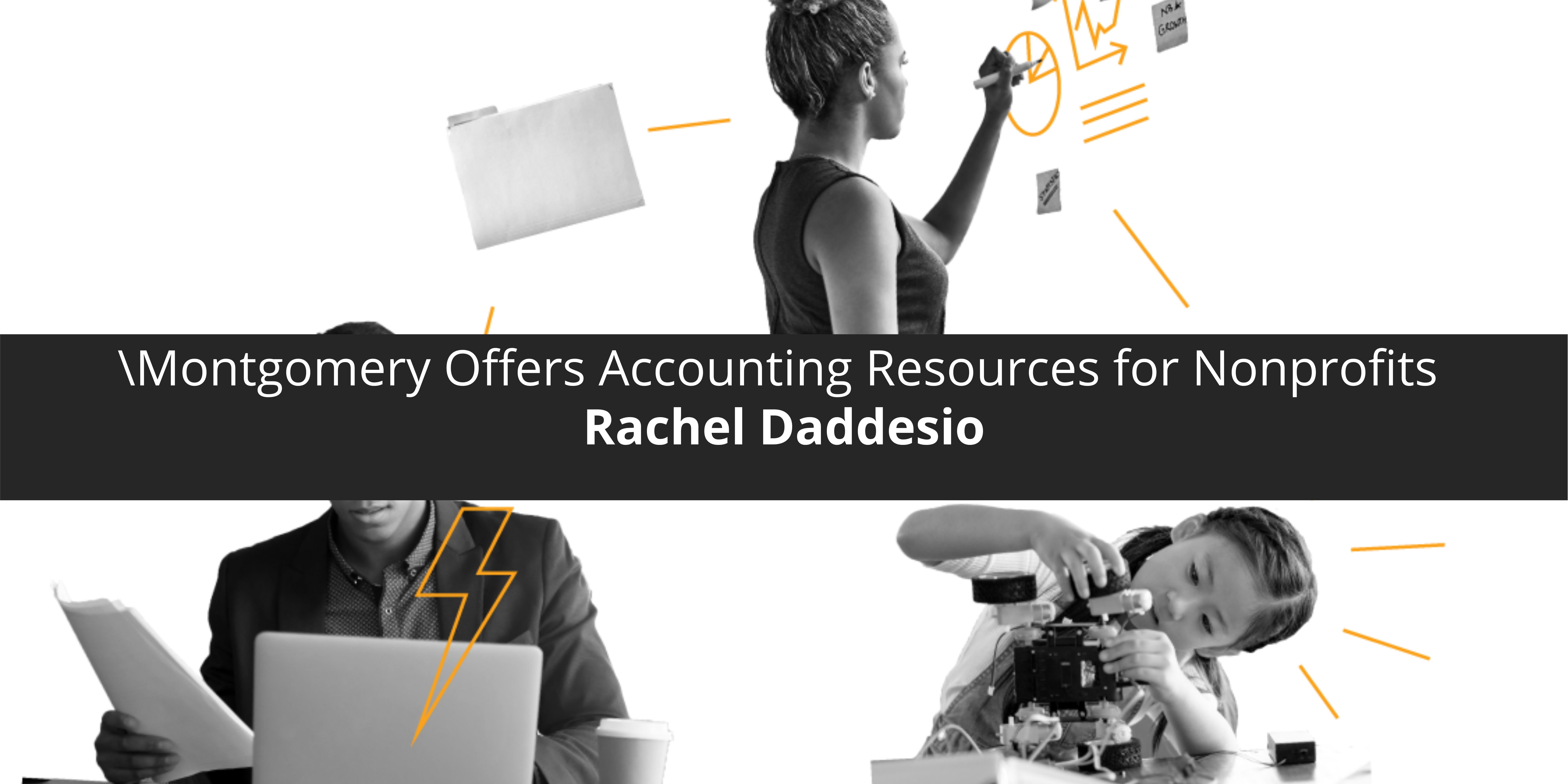 CPA Rachel Daddesio of Montgomery Offers Accounting Resources for Nonprofits